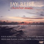 Cover for Jay Reise: Chamber Music