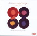 Cover for John Aylward: Stillness and Change