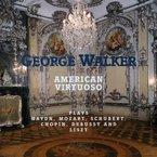 Cover for American Virtuoso