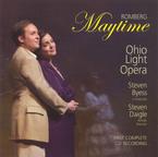 Cover for Sigmund Romberg: Maytime