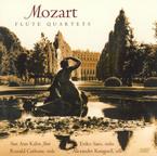 Cover for Mozart: Flute Quartets