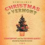 Cover for Christmas in Vermont