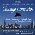 Cover for Chicago Concertos