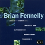 Cover for Music of Brian Fennelly