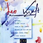 Cover for Music of Leo Kraft