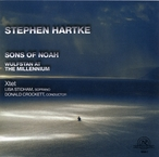 Cover for Stephen Hartke: Sons of Noah